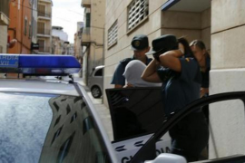 Driver responsible for Palma policeman death is held on remand