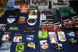 Arrests over sale of synthetic marijuana