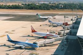 Palma Son Sant Joan Airport, Mallorca