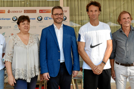 Unfinished business for Carlos Moya during Legends Cup