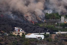 La Palma residents grapple with devastation wrought by volcano