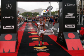 Majorca's López takes Ironman crown
