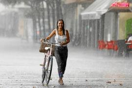 Another day of heavy rain in Majorca