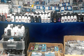 German couple arrested over sale of anabolic steroids