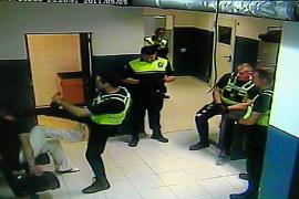 Palma and Pollensa town halls dismiss police sentenced for kicking prisoner