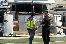 Police checking marinas as part of terrorist alert