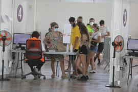 20 to 39 age group the least vaccinated in the Balearics