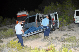 Guardia conclude that burned body was suicide