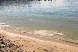 Concerns about spills in Puerto Pollensa, Mallorca