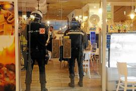 Mallorca police operation against illegal showing of LaLiga matches