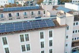 Solar panels to be mandatory on big buildings in Mallorca