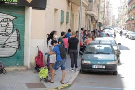 A lifeline for the hungry in the Balearics