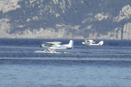 Hopes for seaplane flights from Puerto Pollensa
