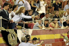 Palma bullfight fine; bullfighting ban may be unlawful