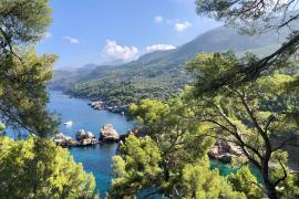 Life is but a filmset in the Soller Valley