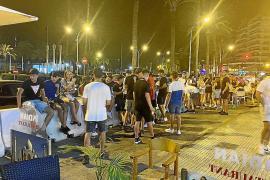 Community service for antisocial behaviour in Palma