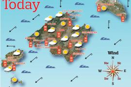 Mallorca Weather Forecast for October 13