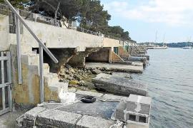 Nine million euros for Portocolom boathouses
