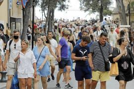 Balearics coronavirus figures for Thursday, October 14
