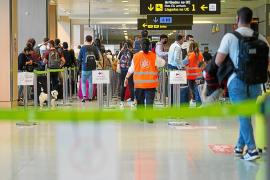 Airport Covid controls for Spanish travellers to be lifted
