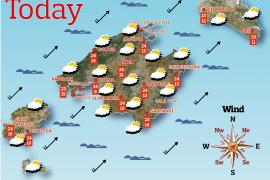 Mallorca Weather Forecast for October 15