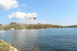 Pollensa concerned by prospect of more seaplanes