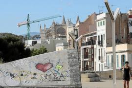 Graffiti in Palma, Mallorca