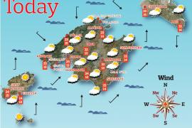 Mallorca Weather Forecast for October 16