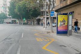 Lack of taxis in Palma