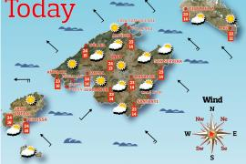 Mallorca Weather Forecast for October 19