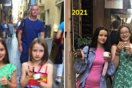 Back to Palma five years later!
