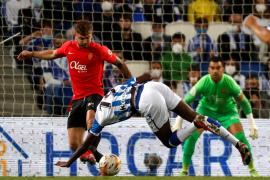 Keeper's mistake sinks Mallorca (1-0) in the 93rd minute
