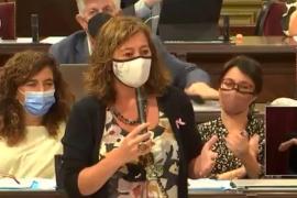 New clash in parliament over migrants