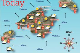 Mallorca Weather Forecast for October 20