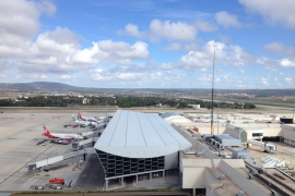 Aena spending 100 million euros on Palma airport