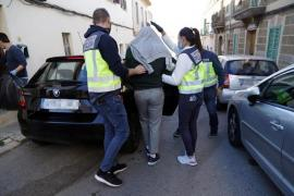 Alleged drug traffickers arrested in Mallorca