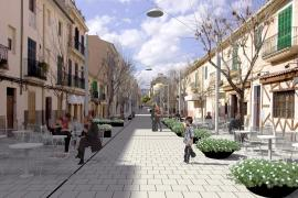 Town hall introduces special plan for Palma's Santa Catalina district