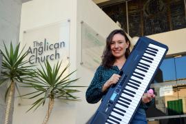 New music groups for children and teenagers at the Anglican Church in Palma