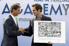 Rafael Nadal's dream comes true in his home town
