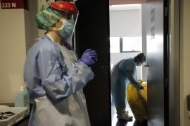Balearics coronavirus figures for Friday, October 22