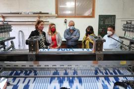 Unesco recognition for Pollensa weaving technique?