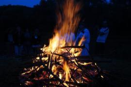 Bonfires are back!