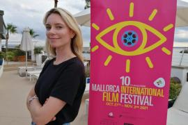 Evolution! Mallorca International Film Festival director and founder Sandra Lipski