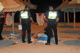 Palma police charges for street drinking up by 700%