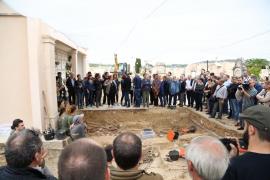 Porreres mass grave reveals victims of the Civil War