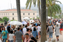 People pressure, promotion and Pollensa ice-cream: the week in Majorca