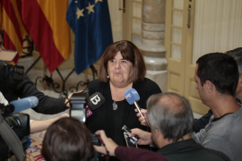 Balearic parliament speaker suspended by Podemos