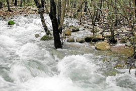 Ufanes springs phenomenon affected by lack of rain