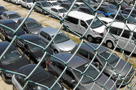 Tax revenue loss from hire cars registered outside the Balearics