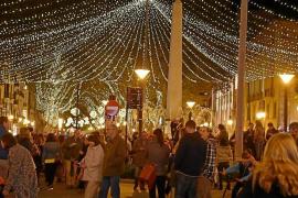 "Palma promising ""magical"" Christmas lights show"